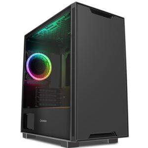 Commando RGB AMD R5600X 6 Core 3.7GHz 16GB RAM 1TB M.2 + 2TB HDD w GTX1660 Graphic Card w Windows 10 Home – Prebuilt System