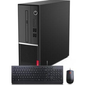 Lenovo V50s 11EF001BUK Core i5-10400 4GB 256GB PCIE NVME SSD Small Form Factor Desktop with Windows 10 Home