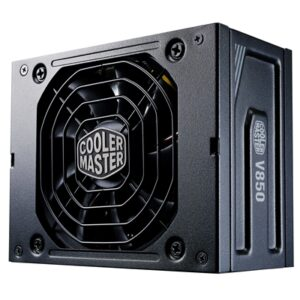 Cooler Master V850 SFX Gold 850W 92mm Silent FDB Fan 80 PLUS Gold Fully Modular SFX PSU